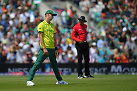 Cricket - 2019 ICC Cricket World Cup - Group Stage: South Africa vs. Bangladesh<br /> <br /> South Africa's Chris Morris dejected as he missfields, at The Kia Oval.<br /> <br /> COLORSPORT/ASHLEY WESTERN