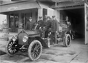 9304-149. Fire Truck- Engine Co. No. 18, 448 NE 24th (old street numbering), bet. Tillamook and Eugene Streets. Fire house.