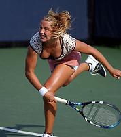 Tennis. Ashley Harkelroad fra USA.<br />Foto: Roger Parker, Digitalsport