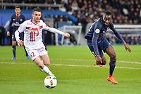 14 BLAISE MATUIDI (psg) - 02 SEBASTIEN CORCHIA (lil)<br /> FOOTBALL : Paris SG vs Lille - Ligue 1 - 07/02/2017<br /> Norway only