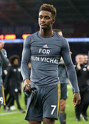 Leicester City's Demarai Gray