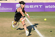 Samantha Stosur (AUS) during the Mallorca Open at Country Club Santa Ponsa on June 22, 2018 in Mallorca, Spain. Photo Credit: Katja Boll/EVENTMEDIA.