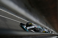 ROSBERG nico (ger) mercedes gp mgp w06 action during the 2015 Formula One World Championship, Grand Prix of Monaco from May 20 to 24th 2015, in Monaco. Photo Florent Gooden / DPPI