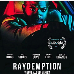 """Brandy Norwood releases a photo on Instagram with the following caption: """"#Repost @indienightff: Today, we are excited to showcase #Raydemption, the official Visual Album series starring Ray J, Snoop Dogg, Princess Love, Too $hort, Jackie Long, Brandy and more! \nGet your tickets today online by logging on to www.IndieNightFF.com ! \nWe will #SeeYOUAtTheMovies today from 2:30 PM until 5:30 PM! \n#IndieNightFF \n#indienightfilmfestival\n#DaveBrownUSA\n#DJQNice\n#Hollywood\n#tclchinesetheatre \n#Filmmakers\n#Director\n#Producer\n#Screenwriter\n#Actors\n#CastAndCrew\n#ManifestDestiny"""". Photo Credit: Instagram *** No USA Distribution *** For Editorial Use Only *** Not to be Published in Books or Photo Books ***  Please note: Fees charged by the agency are for the agency's services only, and do not, nor are they intended to, convey to the user any ownership of Copyright or License in the material. The agency does not claim any ownership including but not limited to Copyright or License in the attached material. By publishing this material you expressly agree to indemnify and to hold the agency and its directors, shareholders and employees harmless from any loss, claims, damages, demands, expenses (including legal fees), or any causes of action or allegation against the agency arising out of or connected in any way with publication of the material."""