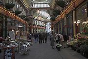 Leadenhall Market, London, England