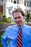 """Dr. Bruce Gilley, Associate Professor of Political Science at Portland State University, in Portland, Oregon, USA. He is a specialist in the comparative politics of China and Asia, a theorist of political legitimacy and an advocate of viewpoint diversity and academic freedom. In 2017 Dr. Gilley wrote a controversial article entitled, """"The Case for Colonialism."""""""