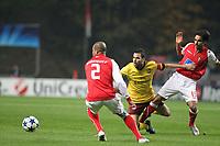 20101123: BRAGA, PORTUGAL - SC Braga vs Arsenal FC: UEFA Champions League 2010/2011 Group H Round 5. In picture: Fabregas. PHOTO: Pedro Benavente/CITYFILES