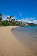 Wai'alae Beach Park; Kahala; Honoulu; Oahu; Hawaii