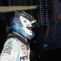 19.02.2020, Circuit de Catalunya, Barcelona, Formel 1 Testfahrten 2020 in Barcelona<br /> , im Bild<br />Valtteri Bottas (FIN#77), Mercedes-AMG Petronas Motorsport<br /> <br /> Foto © nordphoto / Bratic