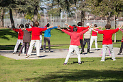 Tai Chi at Rosemead Park