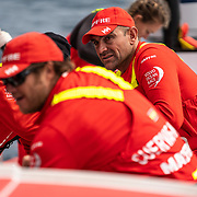Leg 10, from Cardiff to Gothenburg, day 02 on board MAPFRE. 11 June, 2018.