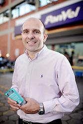 O diretor administrativo da Dimed/Panvel, Roberto Coimbra Santos. FOTO: Jefferson Bernardes/Preview.com