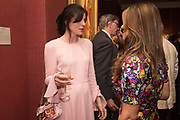 LADY LAURA CATHCART, ELIZABETH HURLEY, Restoration Heart A memoir by William Cash. Philip Mould and Co. 18 Pall Mall. London. 10 September 2019