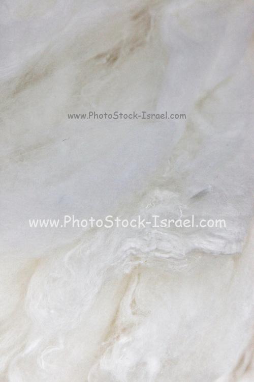 China, Beijing, Silk factory visitor Center, sheets of silk