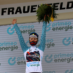 FRAUENFELD (SUI) JUNE 6<br />Final stage Tour de Suisse women  <br />Lizzie Deignan has won the Tour of Switzerland for women. The British rider of Trek-Segafredo gathered enough bonification seconds on the final day to dethrone Elise Chabbey, the stage winner of Saturday