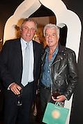 LORD ASTOR; NICKY HASLAM The launch of Nicky Haslam for Oka. Oka, 155-167 Fulham Rd. London SW3. 18 September 2013.