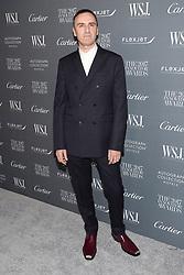 Raf Simons attends the WSJ. Magazine 2017 Innovator Awards at MOMA in New York, NY, on November 1, 2017. (Photo by Anthony Behar/Sipa USA)
