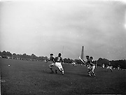 10/10/1956<br /> 10 October 1956<br /> All Army Final: Southern Command v Eastern Command at Phoenix Park, Dublin.