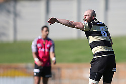 Shaun Adendorff of Boland during the Currie Cup premier division match between the Boland Cavaliers and The Pumas held at Boland Stadium, Wellington, South Africa on the 2nd September 2016<br /> <br /> Photo by:   Shaun Roy/ Real Time Images