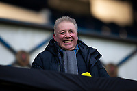 Football - 2020 / 2021 Scottish FA Cup - Round 3 - Glasgow Rangers vs Cove Rangers - Ibrox Stadium<br /> <br /> Ex Rangers player Ally McCoist is seen before the game<br /> <br /> Credit : COLORSPORT/BRUCE WHITE