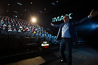 Kinaxis held a company wide town hall meeting at Landmark Movie Theatres in Kanata, Ontario, on March 7th 2018.