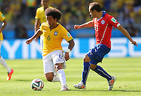 Marcelo of Brazil and Marcelo Diaz of Chile