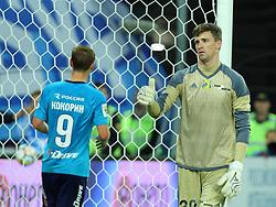 August 27, 2017 - St. Petersburg, Russia - August 27, 2017-Russian Football Championship 2017/18. FC Zenit-FC Rostov. (Credit Image: © Russian Look via ZUMA Wire)