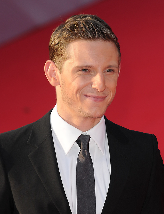 """Jamie Bell at premiere of """"The Adventures of Tin Tin"""" at the 6th International Rome Film Festival..{month name}28, 2011, Rome, Italy.Picture: Catchlight Media / Featureflash"""