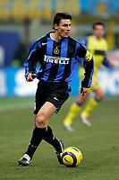 Fotball<br /> Serie A Italia<br /> Foto: Graffiti/Digitalsport<br /> NORWAY ONLY<br /> <br /> 23/1/2005 <br /> <br /> Inter Chievo 1-1 <br /> <br /> Javier Zanetti Inter