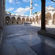 Suleymaniye Mosque Courtyard Entrance, Istanbul