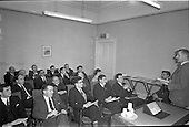 1963 - Sales Advisory Course