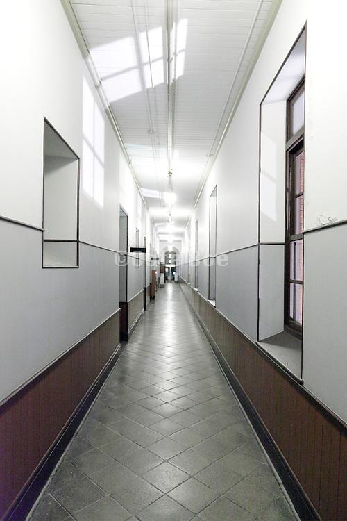 very long hall