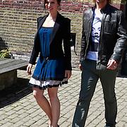 NLD/Leeuwarden/20110627 - Perspresentatie Moordvrouw, Chava Voor in 't Holt en Thijs Romer