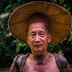 Malaysia - Borneo - Dayak People