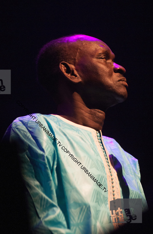 Baaba Maal with Mansour Seck Live at The Royal Festival Hall - 20/01/16