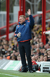 Brentford Manager Dean Smith - Mandatory by-line: Dougie Allward/JMP - 16/04/2016 - FOOTBALL - Griffin Park - Brentford, England - Brentford v Bristol City - Sky Bet Championship