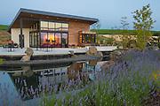 Saffron Fields Vineyard, Yamhill, Willamette Valley, Oregon