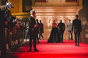 The Fashion Awards at the Royal Albert Hall.