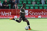 Fotball , 10. august 2013, Tippeligaen eliteserien , Sogndal - Molde Gilbert Koomson <br /> <br /> Foto: Christian Blom , Digitalsport<br /> Foto: Christian Blom , Digitalsport