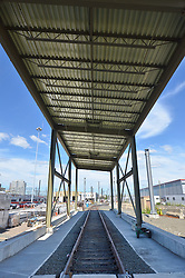New Haven Rail Yard, Independent Wheel True Facility. CT-DOT Project # 0300-0139, New Haven CT.<br /> Photograph of Construction Progress Photo Shoot 26 on September 2013. One of 50 Images Captured this Submission.
