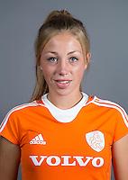 EINDHOVEN - LAURA NUNNINK van Jong Oranje Dames, dat het WK in Duitsland zal spelen.  COPYRIGHT KOEN SUYK