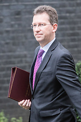 Downing Street, London, November 15th 2016.  Attorney General Jeremy Wright arrives in Downing Street for the weekly cabinet meeting.