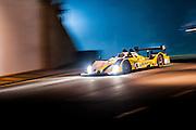 Kyle Marcelli, Matt Downs and Chapman Ducote, Merchant Services Racing (PC) Chevrolet Oreca FLM09, Petit Le Mans. Oct 18-20, 2012. © Jamey Price