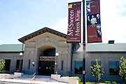 DuSable African American History Museum near University of Chicago. Chicago Illinois USA