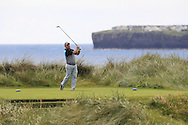 during Matchplay Round 2 of the South of Ireland Amateur Open Championship at LaHinch Golf Club on Friday 22nd July 2016.<br /> Picture:  Golffile | Thos Caffrey<br /> <br /> All photos usage must carry mandatory copyright credit   (© Golffile | Thos Caffrey)