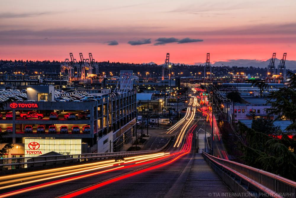 SoDo District (South Downtown), Seattle