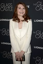 August 9, 2017 - New York, NY, USA - August 9, 2017  New York City..Jeannette Walls attending 'The Glass Castle' film premiere on August 9, 2017 in New York City. (Credit Image: © Kristin Callahan/Ace Pictures via ZUMA Press)