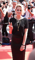 Actress Kristen Stewart at the gala screening for the film American Honey at the 69th Cannes Film Festival, Sunday 15th May 2016, Cannes, France. Photography: Doreen Kennedy