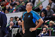 DESCRIZIONE : Eurocup 2014/15 Last32 Dinamo Banco di Sardegna Sassari -  Banvit Bandirma<br /> GIOCATORE : Dani Hierrezuelo<br /> CATEGORIA : Arbitro Referee<br /> SQUADRA : Arbitro Referee<br /> EVENTO : Eurocup 2014/2015<br /> GARA : Dinamo Banco di Sardegna Sassari - Banvit Bandirma<br /> DATA : 11/02/2015<br /> SPORT : Pallacanestro <br /> AUTORE : Agenzia Ciamillo-Castoria / Luigi Canu<br /> Galleria : Eurocup 2014/2015<br /> Fotonotizia : Eurocup 2014/15 Last32 Dinamo Banco di Sardegna Sassari -  Banvit Bandirma<br /> Predefinita :