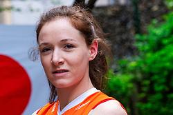 13-10-2018 JPN: World Championship Volleyball Women day 14, Nagoya<br /> Portraits Dutch Volleybal Team - Lonneke Sloetjes #10 of Netherlands
